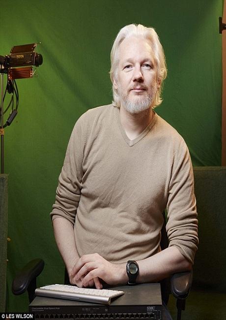 Julian Assange Net Worth 2