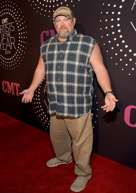 Larry the Cable Guy Net Worth 2