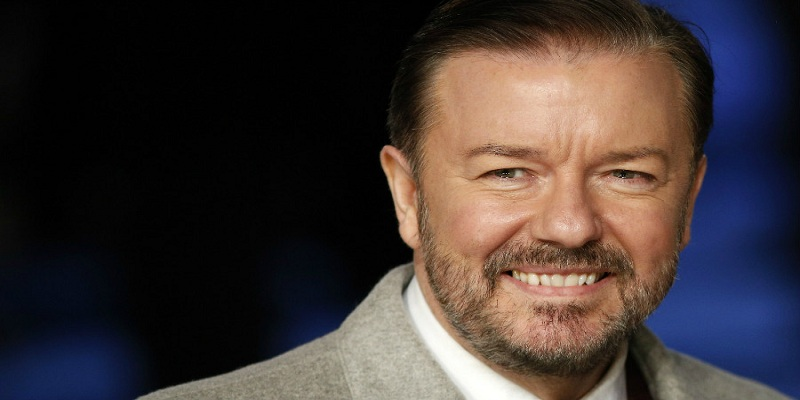 Ricky Gervais Net Worth