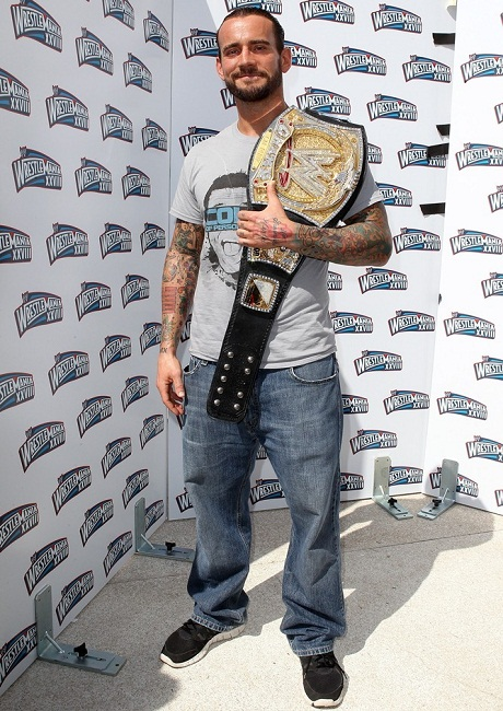CM Punk Net Worth 2