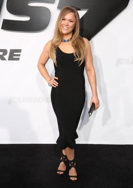 Ronda Rousey Net Worth 2