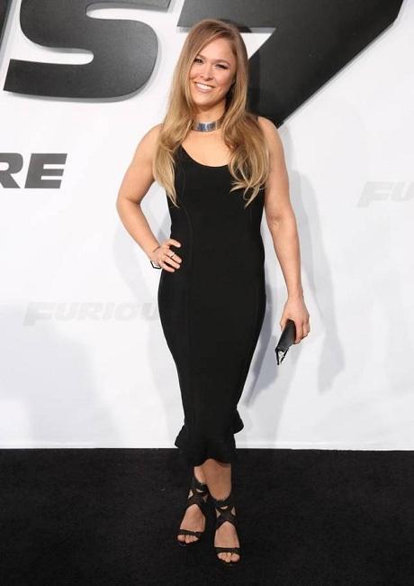 Ronda Rousey Net Worth 2