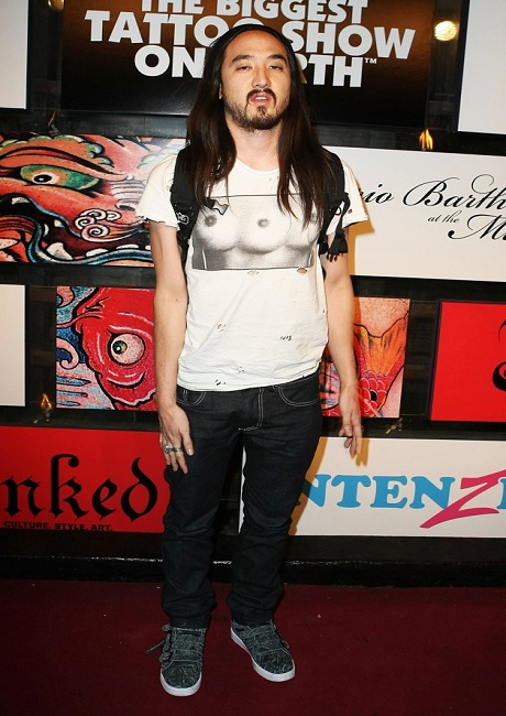 Steve Aoki Net Worth 2