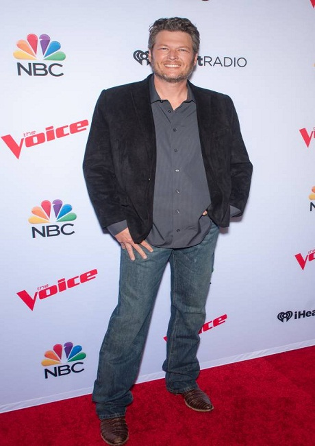 Blake Shelton Net Worth 2
