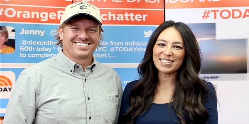 Chip & Joanna Gaines Net Worth