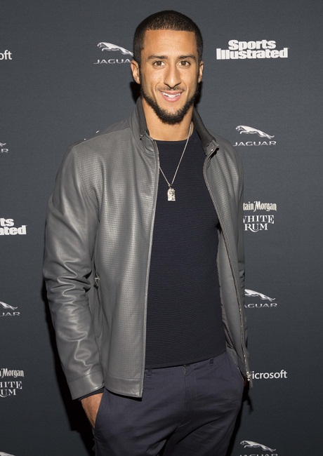 Colin Kaepernick Net Worth 2
