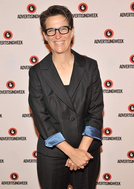 Rachel Maddow Net Worth 2