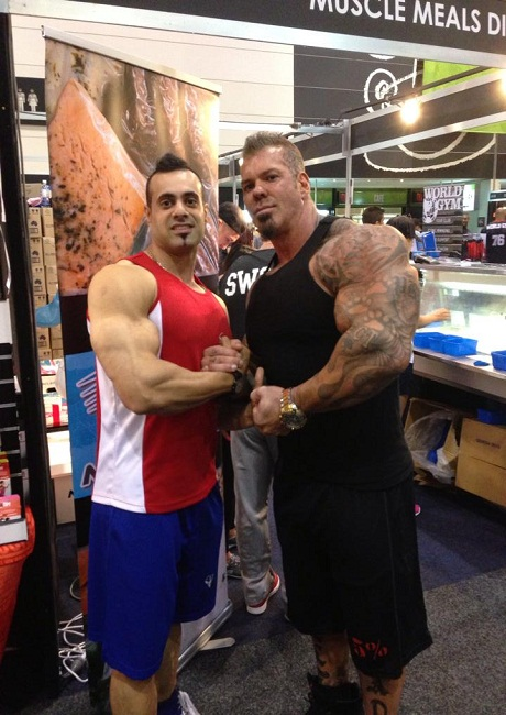 Rich Piana Net Worth 2