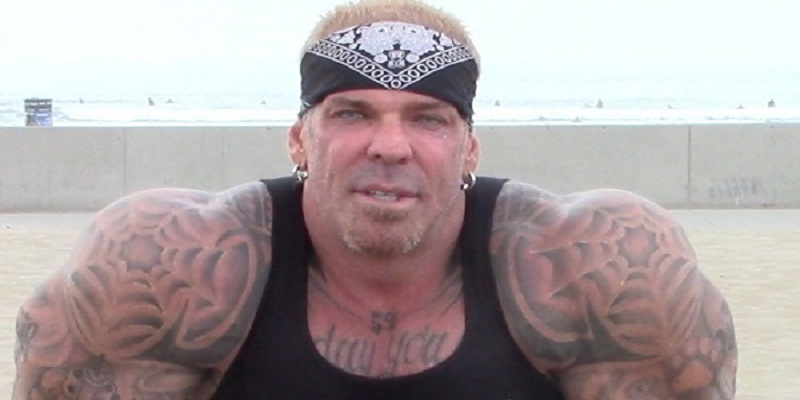 Rich Piana Net Worth