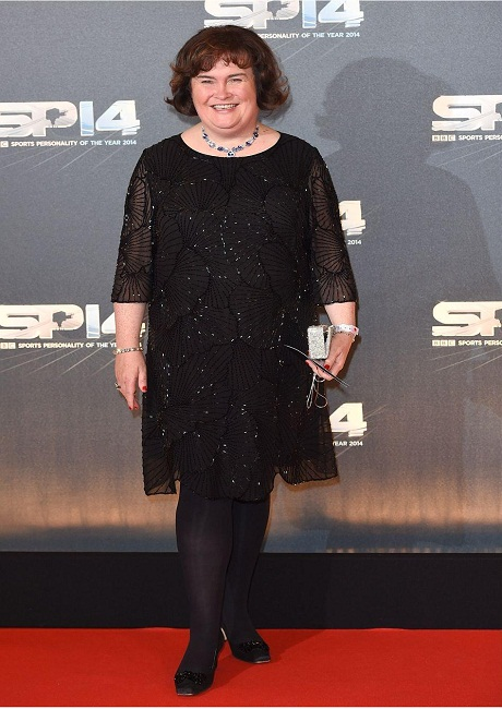 Susan Boyle Net Worth 2