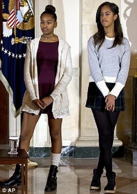 Malia Obama Net Worth 2