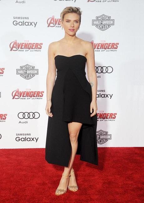 Scarlett Johansson Net Worth 2
